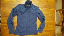 K-Swiss Tech Womans Navy Blue Jacket Size S