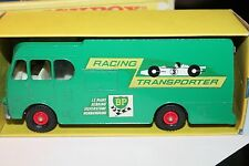 MATCHBOX * M-6 RACING CAR TRANSPORTER * OVP
