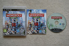 Monopoly Street  PS3 Game -1st Class FREE UK POSTAGE