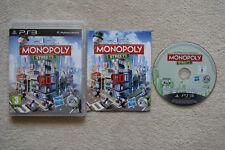 Monopoly Street PS3 GAME - 1st Class spedizione gratuita nel Regno Unito