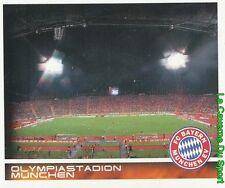 332 OLYMPIASTADION DEUTSCHLAND FC BAYERN MÜNCHEN STICKER BUNDESLIGA 2001 PANINI