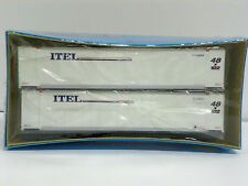 "Athearn Ho ""Itel"" 48' Container (2) #5709"