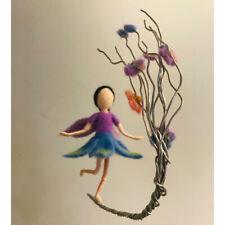 Fairy Wool Felting Kit for Beginners 15cm Height Craft Kits Video Description