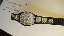 WWE WWF Big Show Brock Lesnar Jakks mattel elite premium action figure rare belt