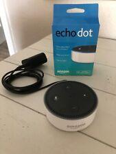 Amazon Echo Dot (2nd Generation) Smart Assistant - White