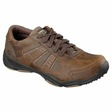 Skechers Shoes – Larson Nerick brown