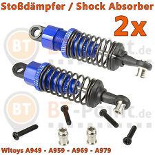 Upgrade Stoßdämpfer Shock Absorber Wltoys A949 A959 A969 A979 A979-B Car A949-55