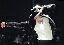 MICHAEL JACKSON CLOSEUP PHOTO BRUNEI UNIQUE UNRELEASED IMAGE HUGE 12INCH 96 GEM