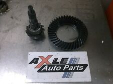 Ford Gear Ring And 28 Spl Pinion 373 Ratio For Ford 9 Like New Gear Change