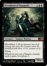 BLOODLORD OF VAASGOTH M12 Magic 2012 MTG Black Creature — Vampire Warrior MYTHIC