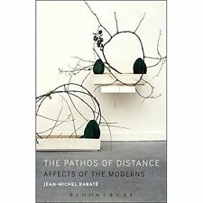 Pathos of Distance; Paperback Book; Rabate Jean-Michel, 9781501307997