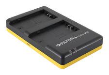 USB Dual Ladegerät NP-FZ100 BC-QZ1 für Sony Alpha 7 III , ILCE-7M3 , a7III , a9