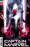 Captain Marvel #16 Cover D Boss Logic Variant | NM | Marvel Comics 2020