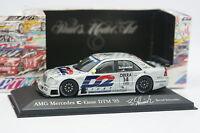 Minichamps 1/43 - Mercedes C Klasse AMG DTM 1995 Schneider N°14