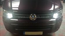 Vw T5 Transporter 5.1 50w Xbd Cree Led Drl Day Running Luz Kit de actualización