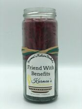 Friends with Benefits Candle Love and Money - Only 4 Left! Two In One Candle