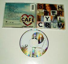 SHERYL CROW-TUESDAY NIGHT MUSIC CLUB-CD A&M-BMG 11 TRACKS NM