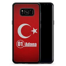 Samsung Galaxy S8 Plus - Hülle SILIKON Case Adana 01 Türkei Türkiye Cover Schal