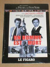 DVD / UN HOMME EST MORT / DERAY / TRINTIGNANT, ROY SCHEIDER / NEUF SOUS CELLO