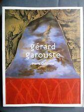 Gérard Garouste, par PIerre Cabanne, 2000