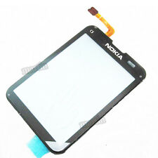New Black LCD Touch Screen Digitizer Replacement Glass For Nokia C3 C3-01 C301