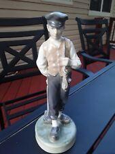 Vintage Royal Copenhagen Figurine Shephard Boy with Hammer #620