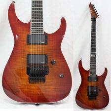 E-II by ESP M-II FM ACSB Electric Guitar w/Hardshell case