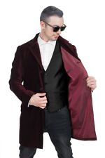 Abbyshot Doctor Who 12th Doctor Red Velvet Coat - XXLarge *New with tags Cosplay