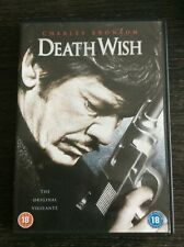 DVD Death Wish (Charles Bronson) - PAL 2 European Version