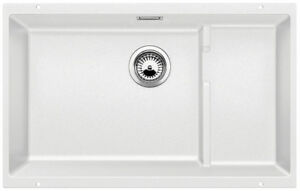 NEW Blanco SUBLINE700ULW Single Bowl Undermount Sink with 2 Level Configuration