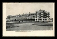 DR JIM STAMPS US BRIGHTON HOTEL ATLANTIC CITY NEW JERSEY VIEW POSTCARD