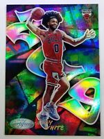 2019-20 Panini Certified 2019 Coby White Rookie RC #16, Chicago Bulls