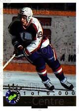 1992 Classic Hockey Draft Gold #5 Cory Stillman