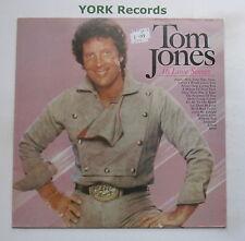 TOM JONES - 16 Love Songs - Excellent Condition LP Record Contour CN 2065