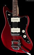 Fender LTD American Special Jazzmaster w/ Bigsby Candy Apple Red (672)