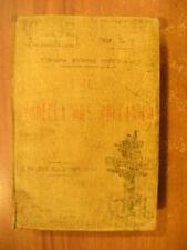 Giuseppe Mina MANUALE DEL MODELLATORE MECCANICO falegname ebanista Hoepli 1895