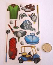 Sports Craft Stickers