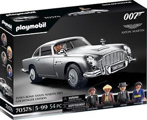 Playmobil 70578 James Bond Aston Martin DB5 Vorbestellung NEU / OVP