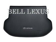 LEXUS OEM FACTORY ALL WEATHER CARGO MAT 2015-2018 NX200T NX300H BLACK