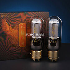 Matched Pair Shuguang 211-T Nature Sound High-end Vacuum tube 211