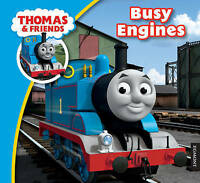 NEW - THOMAS STORYTIME ( 3 )  BUSY ENGINES small book (STORY TIME)