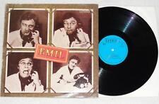 EMIL Emil Steinberger Komiker Comedy LITERA LP Vinyl 1982  TOP