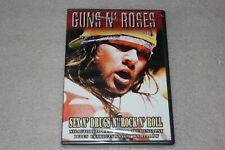Guns n' Roses - Sex n' Drugs n' Rock n' Roll DVD  POLISH RELEASE