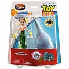 Toy Story Hawaiian Vacation Jessie Action Figure 6'' H with Build Trixie Part