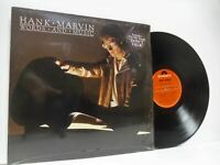 HANK MARVIN (OF THE SHADOWS) words and music LP EX+/EX, POLD 5054, vinyl, album,
