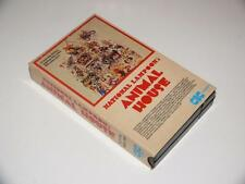 Betamax Video ~National Lampoon's Animal House~CIC Video~*Uncut Carton Pre-Cert*