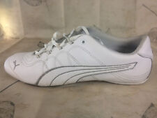 Puma 358927-02 Soleil v2 Comfort Fun Women's Shoes Sneakers  white/silver sz9