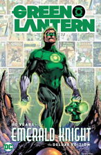 Green Lantern 80 Years of the Emerald Knight Hardcover  -- DC Comics 2020