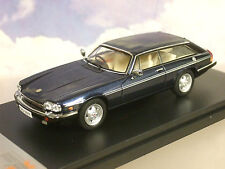 PREMIUM X 1/43 DIECAST 1983 JAGUAR XJS LYNX EVENTER SHOOTING BRAKE/ESTATE BLUE