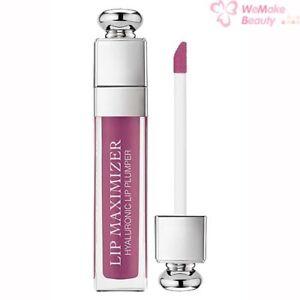 Christian Dior Addict Lip Maximizer Lip Plumper 006 Berry 0.20oz / 6ml New